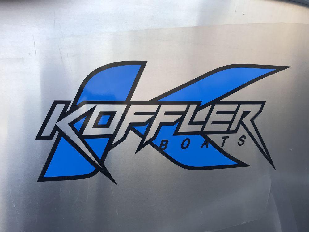 Koffler Boats Custom Welded Aluminum Landing Craft