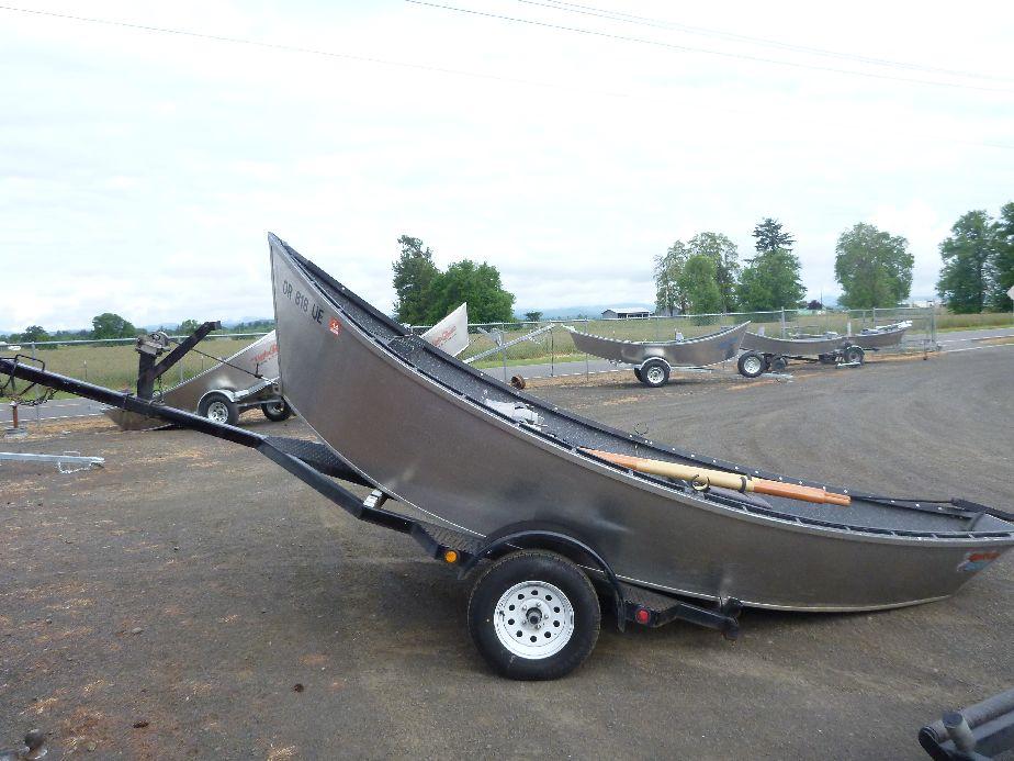 16′ x 54′ Drift Boat For Sale