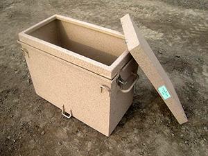 Koffler's Bear Resistant Boxes