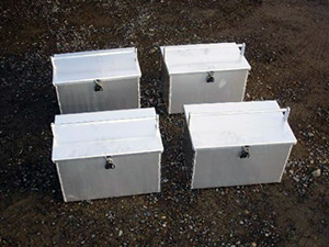 Koffler's Dry Boxes and Truck Storage Chests