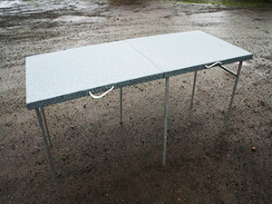 Koffler's Folding Tables