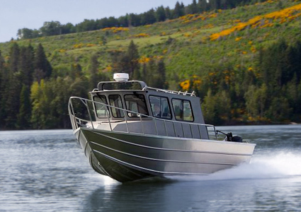 Aluminum Fishing Boats For Sale >> Aluminum Offshore Fishing Boats Custom Built Fishing Boats For