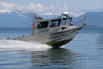 Koffler's Offshore Explorer Power Boat