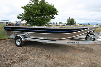 Power Boat Trailers