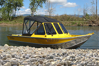 Koffler's Bay-Bee Power Boat
