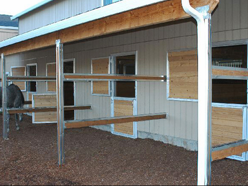 Koffler's Stall Fronts