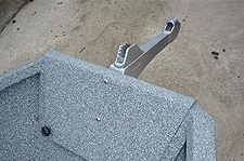 Koffler Pram Anchor Systems Options