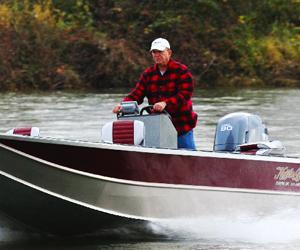 The Koffler Special - Jet Boat - Aluminum Power Boat
