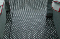 Power Boats Floor Options