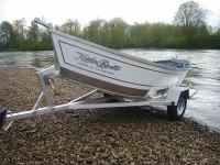 Koffler's Aluminum Boat Trailer