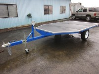 Koffler's Raft Trailer (Blue)