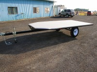 Koffler's Raft Trailer (White Bed)