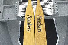 White Water Pram Oar Options