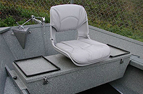 Oarsman Seat Upgrade Options