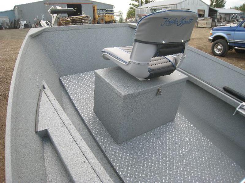 Koffler Boats White Water Pram Seating Amp Storage Options Koffler Boats