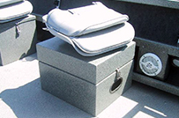Power Boat Portable Potty Box Options