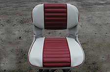 Pram Seat Pad Colors - Koffler Boats