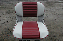 Power Boat Seat Pad Colors