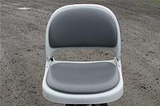 White Water Pram Seat Styles - Koffler Boats