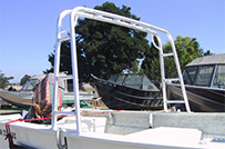 Power Boat Ski, Tow, Radar Arch Options