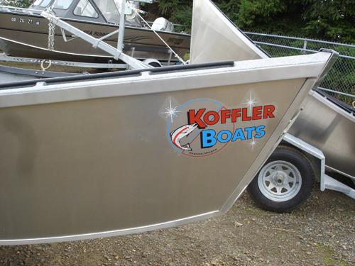 Koffler Boats Standard Logo