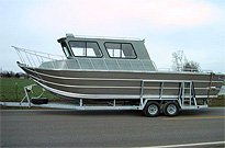 Offshore Trailer Options
