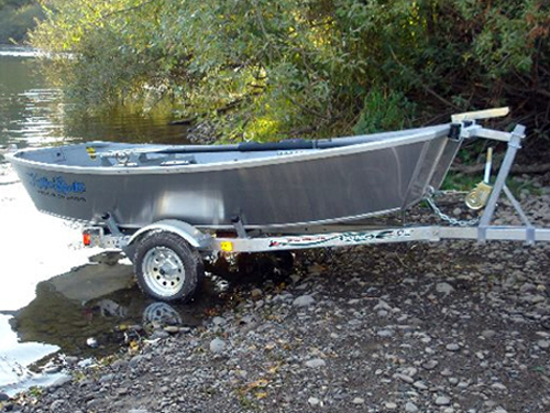 White Water Pram Trailer