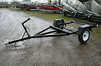 Drift Boat Trailer Options