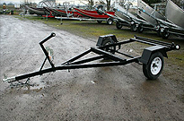 Rocky Mountain Trout Boat Trailer Options