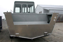 Offshore Transom Options