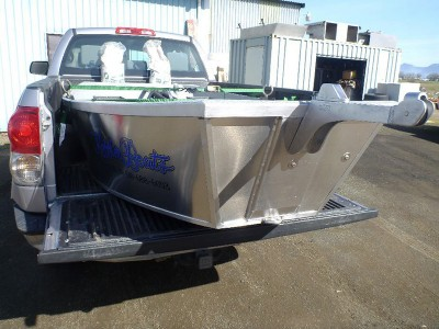 Truck Hauling Option