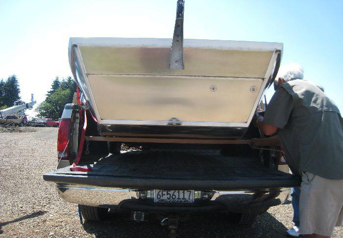 Koffler Truck Bed Hauling System