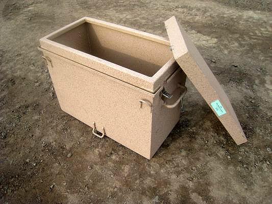 Koffler's Bear Resistant Box