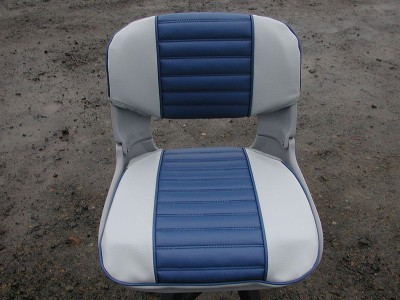 Mist & Atlantic Seat Pad