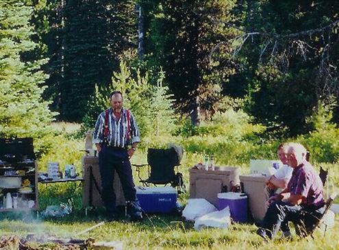 Camping Koffler Style