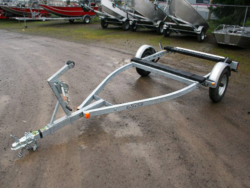 Carnai Galvanized Trailer
