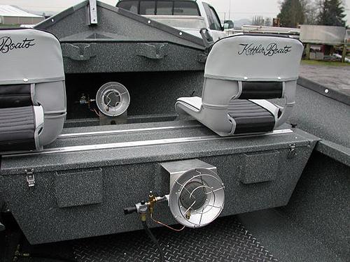 Koffler Boats Drift Boat Miscellaneous Options Koffler