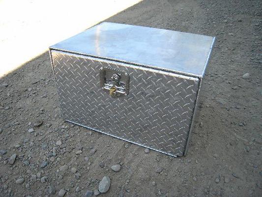 Koffler Truck Box