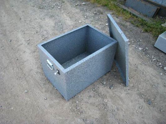 Koffler's Dry Box