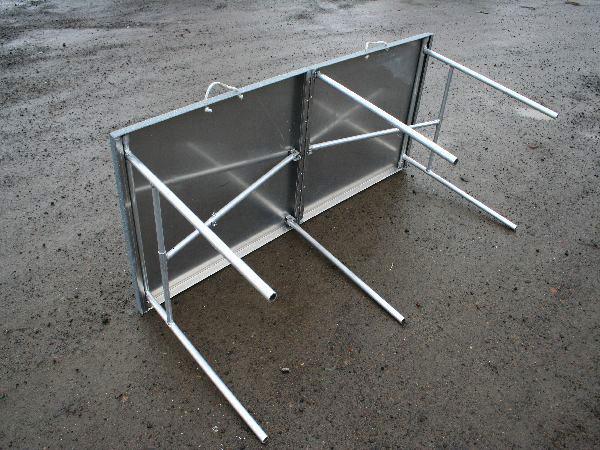 Koffler's Folding Table - Easy Set Up