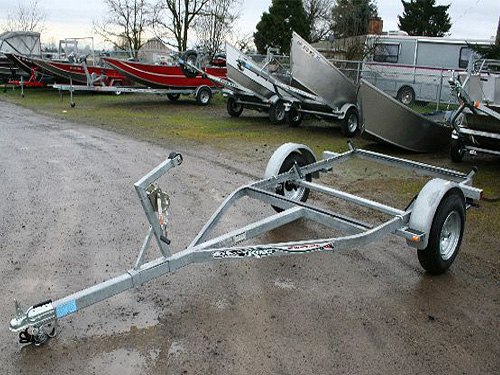 King Drift Boat Trailer