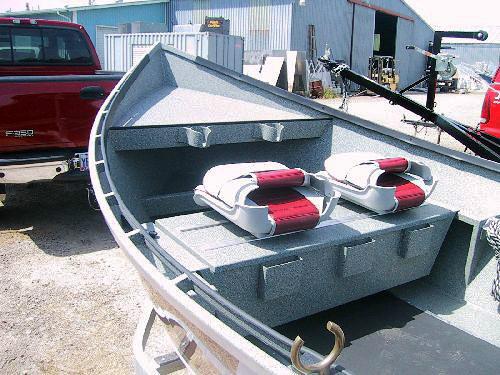Magnum Storage Seat