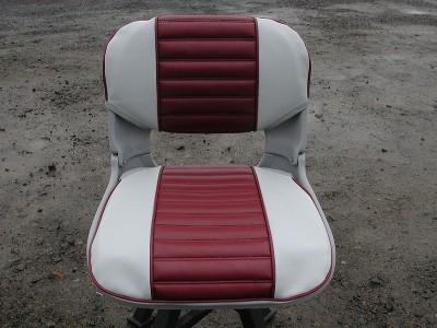 Mist & Ruby Seat Pad