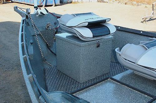 Koffler Boats Drift Boat Rear Seating Options Koffler Boats
