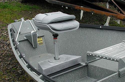 Koffler Boats Drift Boat Rear Seating Options Koffler