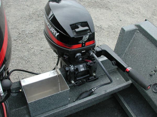 Power Boat Removable Sink
