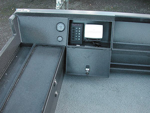 Power Boats Sounder Box Dash