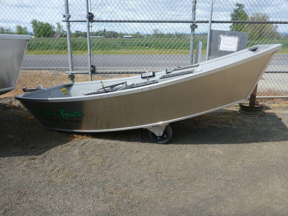 10 White Water Pram Wide Back End Koffler Boats