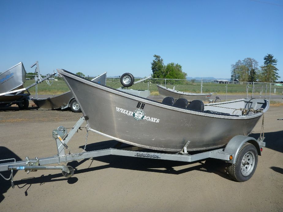 Willie Boats For Sale >> 16 Willie Drift boat for sale | Koffler Boats