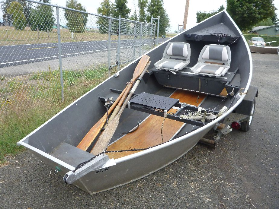 Home » Aluminum Drift Boat